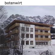 Logos gruppe hotellerie - Botenwirt hinterthal ...